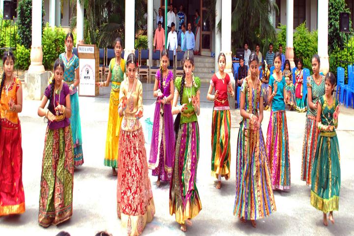 Balaji High School-Cultural Fest