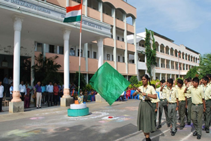 Balaji High School-Independence Day
