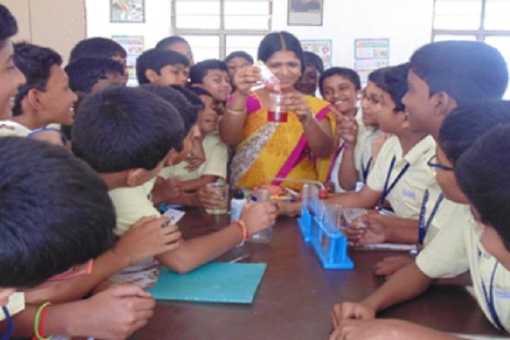 Balaji High School-Physics Lab