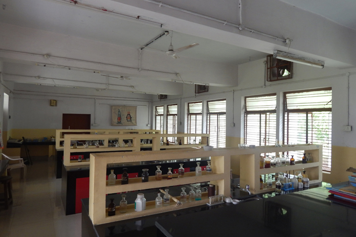 Bhadrachalam Public School And Jr. College-Chemistry Lab