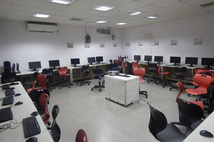 Bhadrachalam Public School And Jr. College-Computer Lab