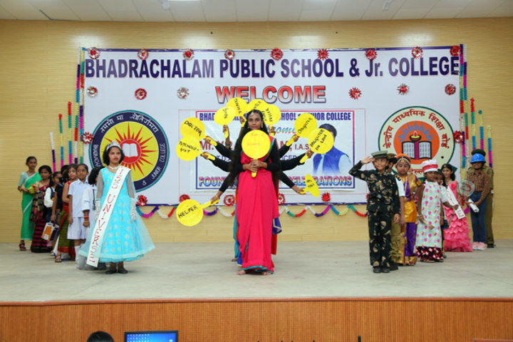 Bhadrachalam Public School And Jr. College-Foundation Day