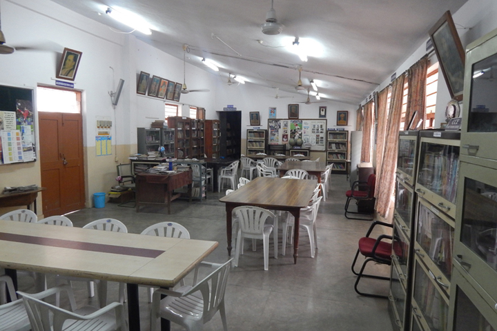 Bhadrachalam Public School And Jr. College-Library