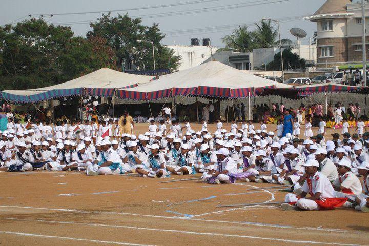 Bharatiya Vidya BhavanS Public School-Sports Meet
