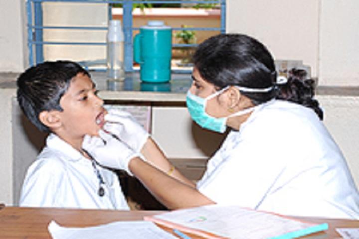 Bharatiya Vidya BhavanS Public School-Medical Facility