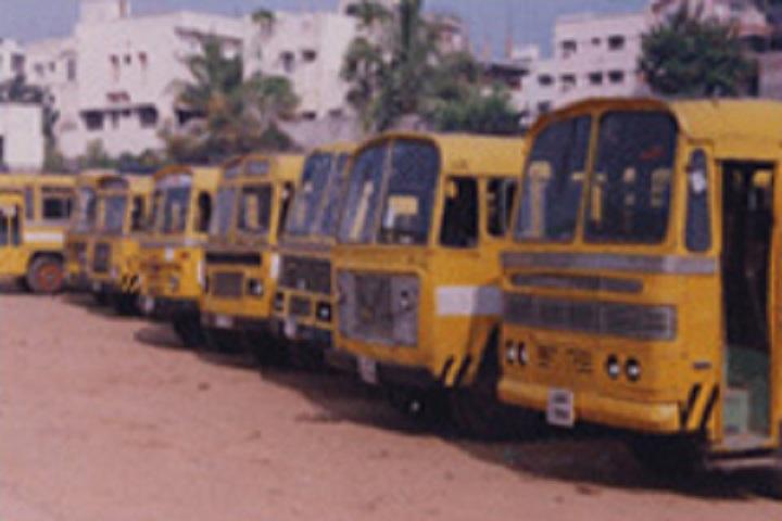 Bharatiya Vidya BhavanS Public School-Transport