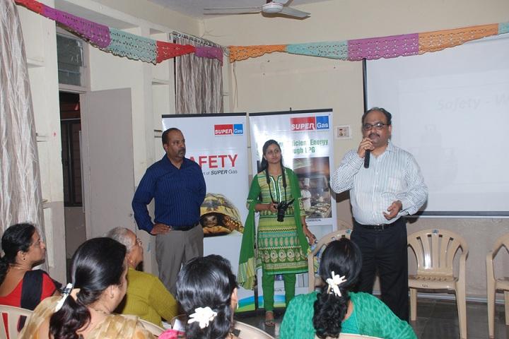 Bharatiya Vidya BhavanS Public School-Workshop