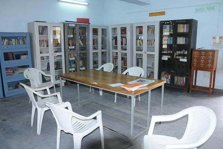 Bharatiya Vidya BhavanS Vidyashram-Library