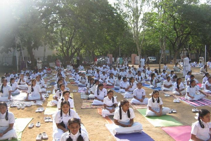 Bharatiya Vidya BhavanS Vidyashram-Yoga