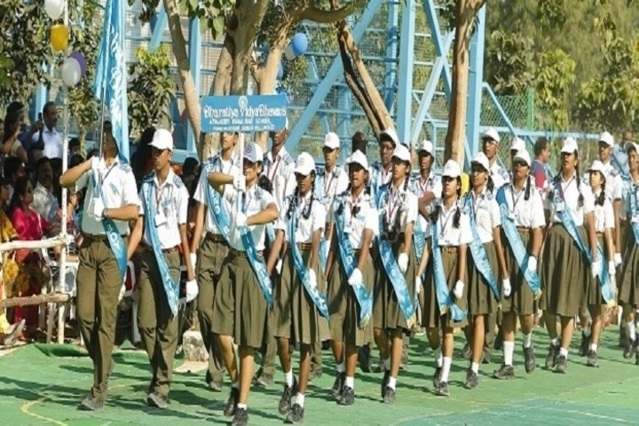 Bharatiya Vidya Bhavans Atmakuri Rama Rao School-Assembly