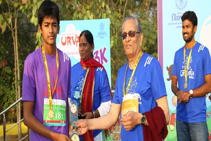 Bharatiya Vidya Bhavans Atmakuri Rama Rao School-Awards