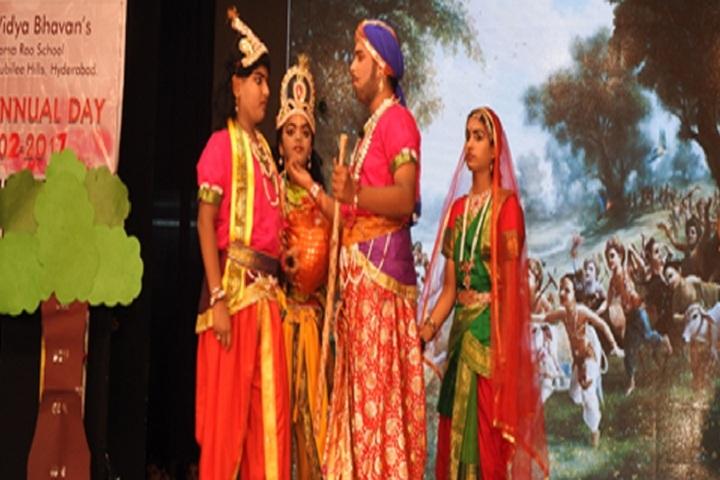 Bharatiya Vidya Bhavans Atmakuri Rama Rao School-Events