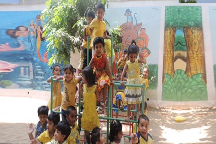 Bharatiya Vidya Bhavans Atmakuri Rama Rao School-Games