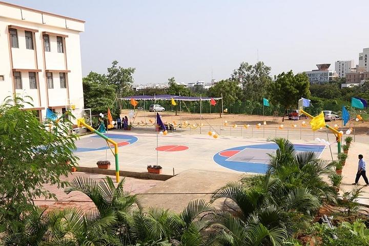 Bharatiya Vidya Bhavans Atmakuri Rama Rao School-Play Ground