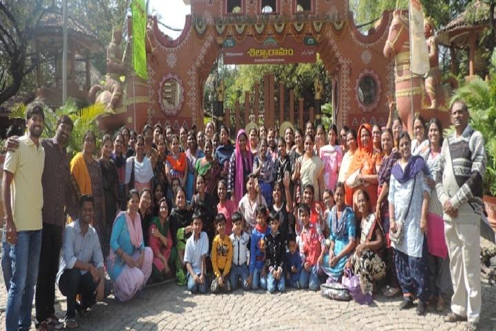 Bharatiya Vidya Bhavans Atmakuri Rama Rao School-Tour