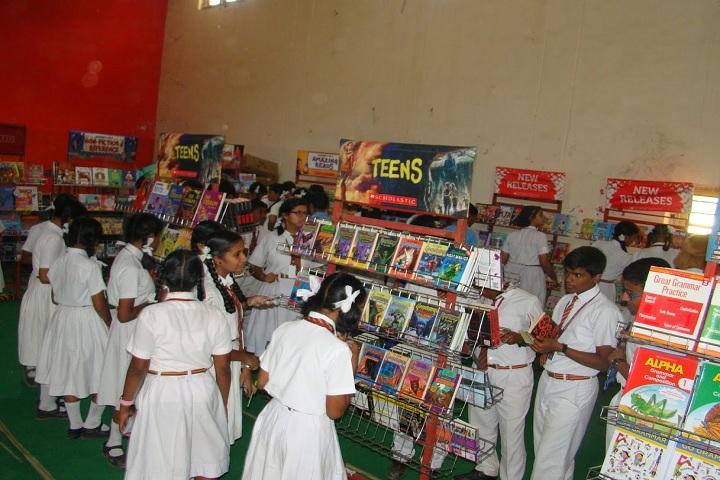 Bharatiya Vidya Bhavans Public School-Book Exhibition