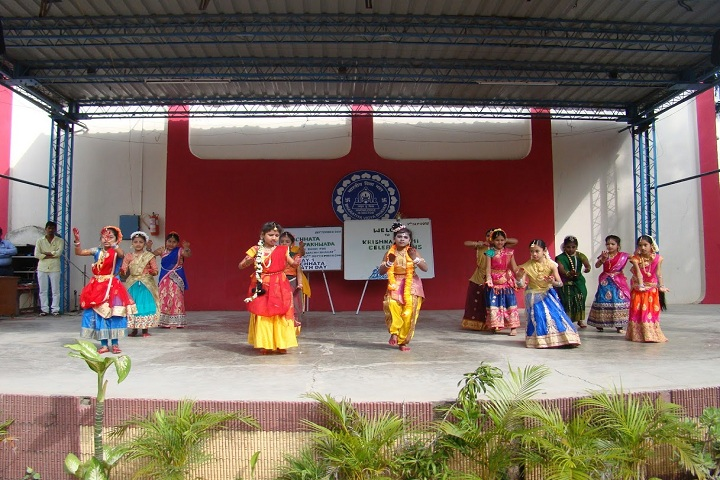 Bharatiya Vidya Bhavans Public School-Krishnastami