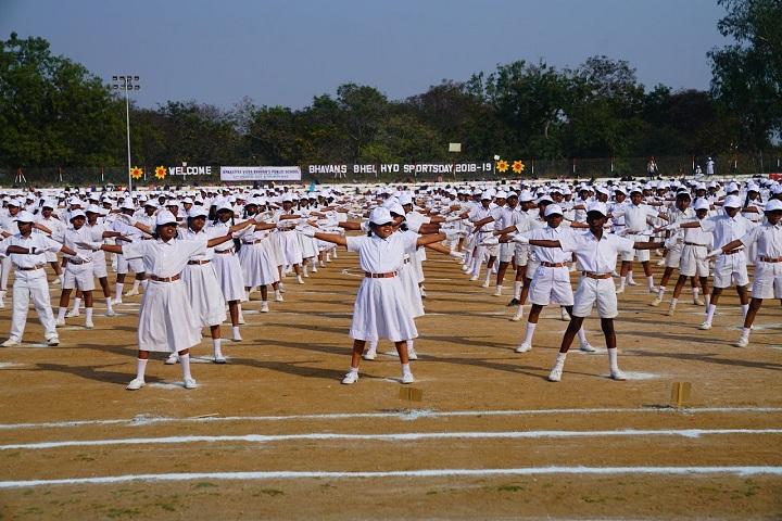 Bharatiya Vidya Bhavans Public School-Sports Day