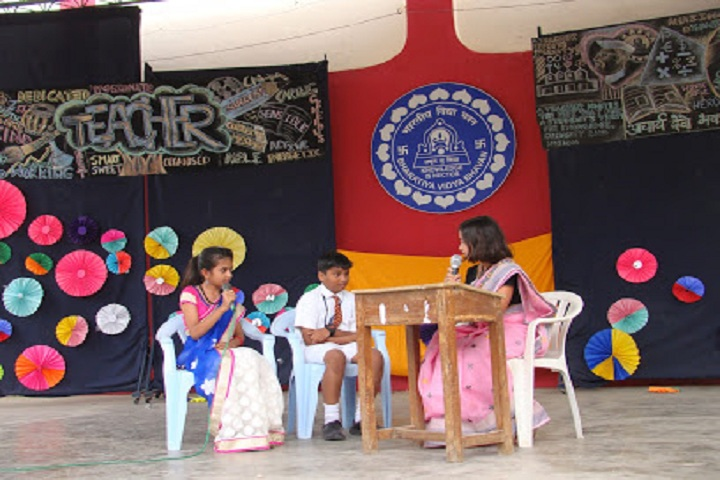 Bharatiya Vidya Bhavans Public School-Teachers Day
