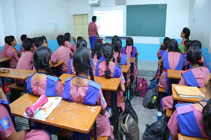 Bhartiya Vidya Bhawan-Classroom