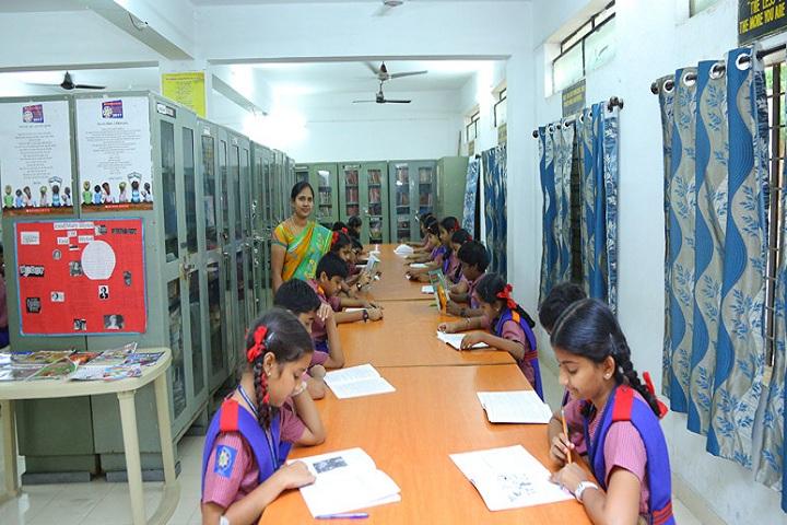 Bhartiya Vidya Bhawan-Library