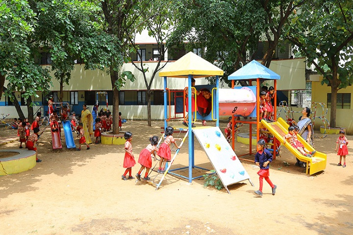 Bhartiya Vidya Bhawan-Play Ground