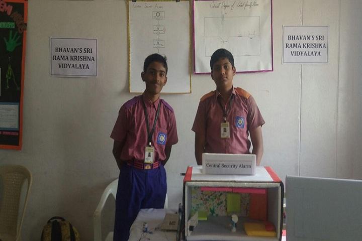 Bhartiya Vidya Bhawan-Science Fair
