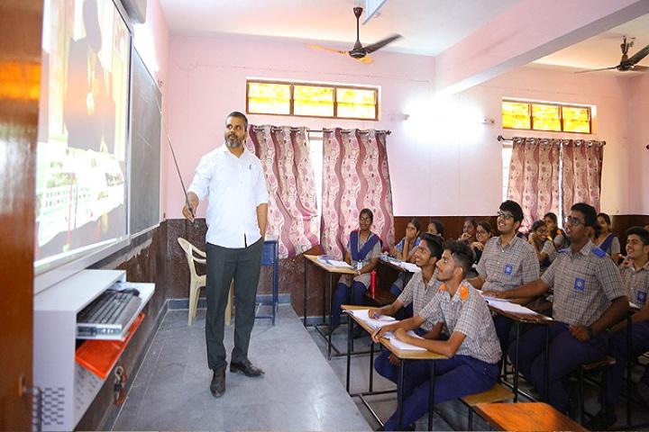 Bhartiya Vidya Bhawan-Smart Class
