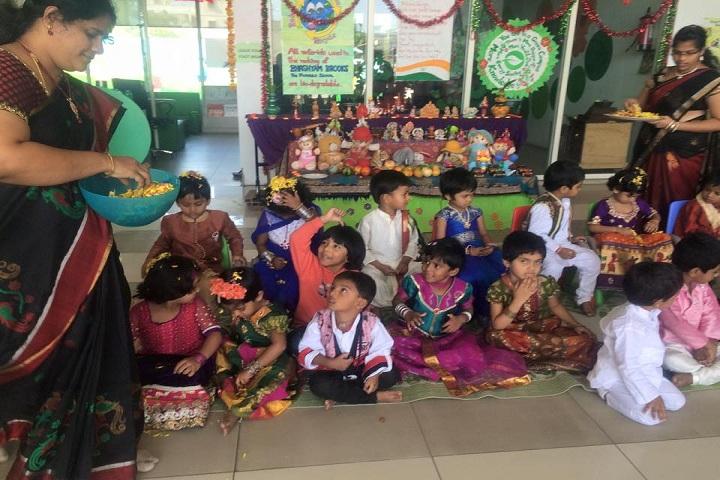 Bhashyam Brooks Ups-Pongal Celebrations