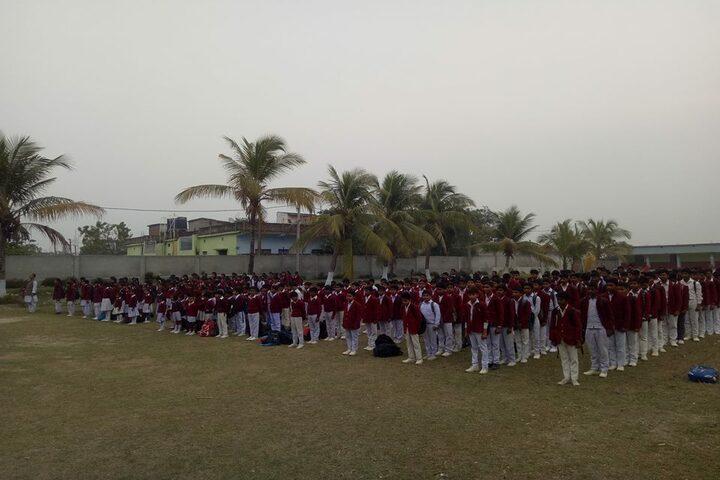 Radhakrishna Saraswati Vidya Mandir-Assembly