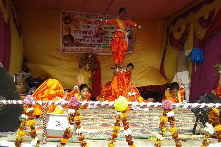 Radhakrishna Saraswati Vidya Mandir-Cultural Program