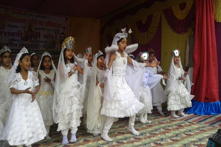 Radhakrishna Saraswati Vidya Mandir-Dance