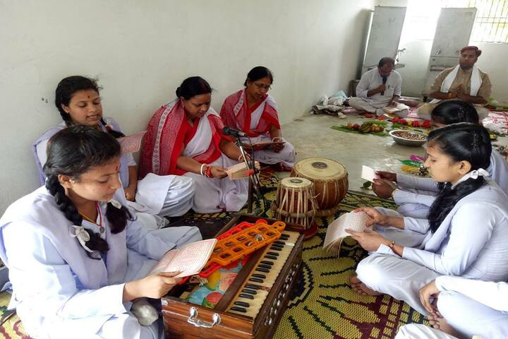 Radhakrishna Saraswati Vidya Mandir-Music