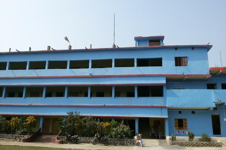 Radhakrishna Saraswati Vidya Mandir-School Building