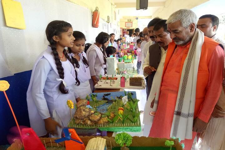 Radhakrishna Saraswati Vidya Mandir-School Exhibition