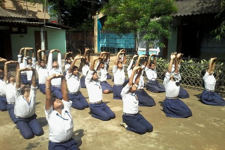 Radhakrishna Saraswati Vidya Mandir-Yoga
