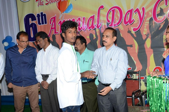 Blooming Minds Central School-Annual Day