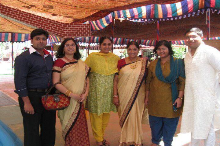 Brahm Prakash DAV School-Teachers Day