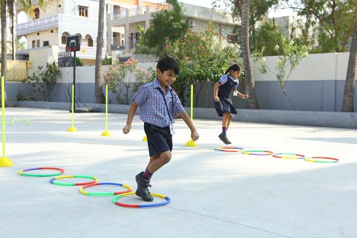 Brigade Public School-Games