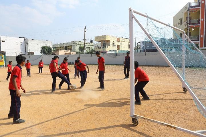 Brigade Public School-Sports