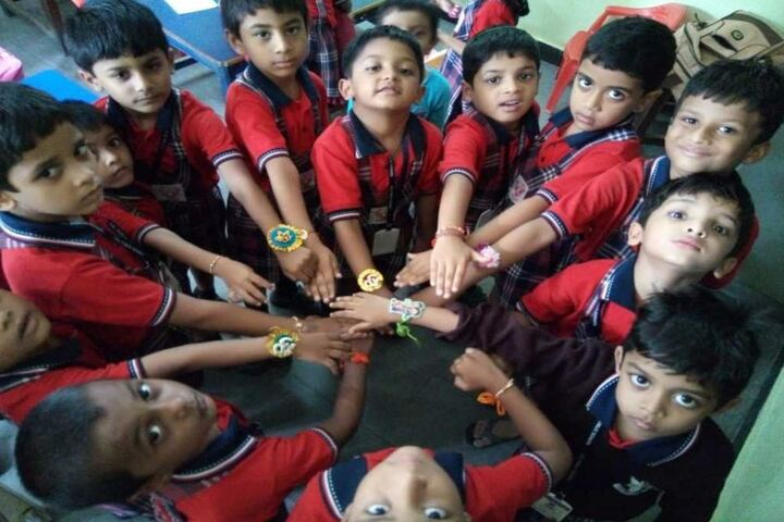 CAL Public School-Rakhi Celebrations