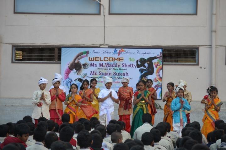 Candor Shrine I Senior Secondary School-Cultural Fest