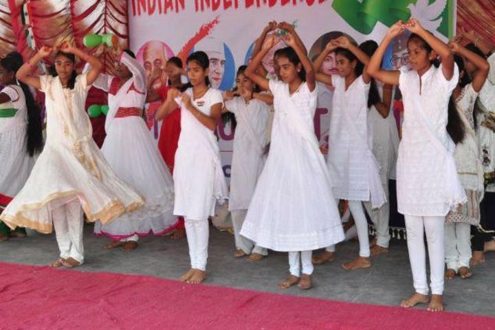 Candor Shrine I Senior Secondary School-Dancing Activity