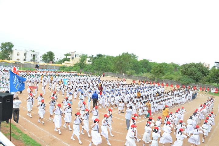 Candor Shrine I Senior Secondary School-Morning Assembly