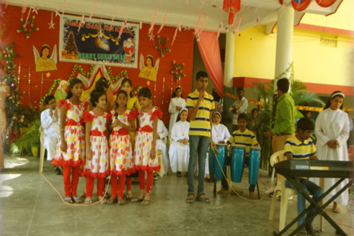 Carmel Convent School-Christmas Celebrations