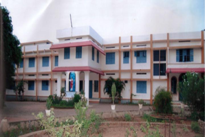 Carmel Convent School-School View