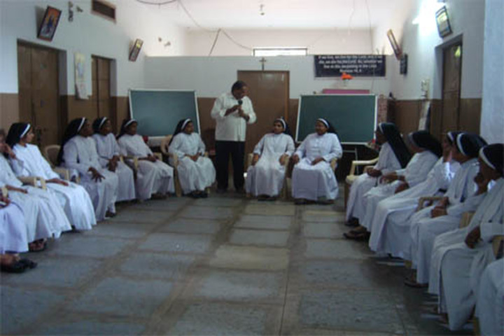 Carmel Convent School-Seminar For The Youngsters