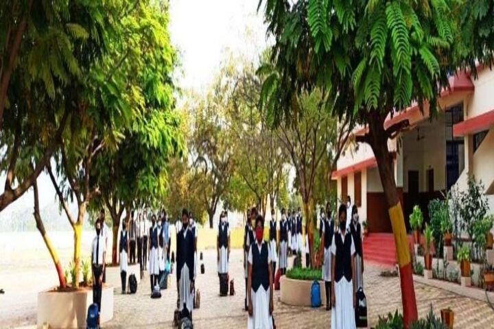 Carmel Convent School-Assembly