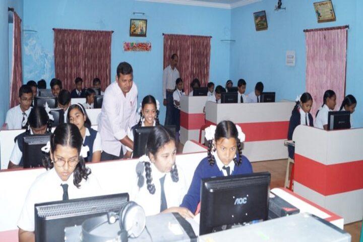 Carmel Convent School-IT Lab