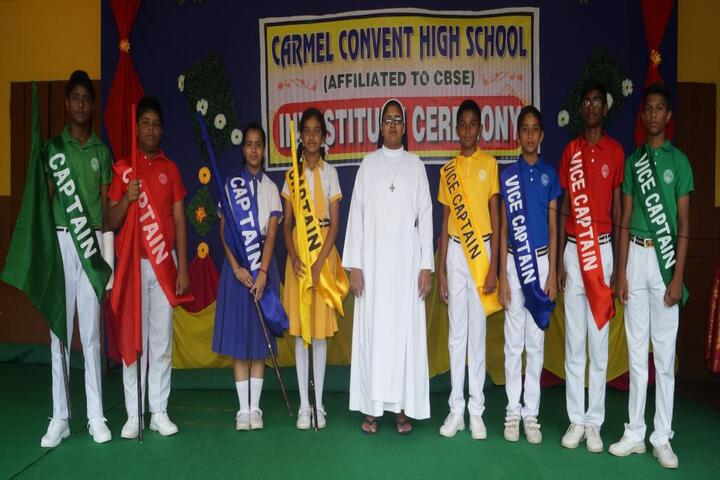 Carmel Convent School-Institution Ceremony